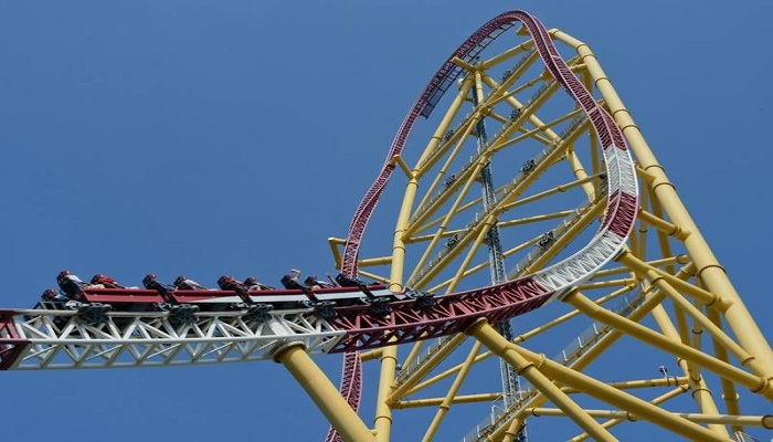 Top Thrill Dragster, Ohio-Netmarkers