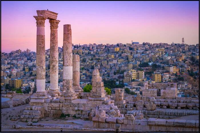 Top Tourist Destinations For Globetrotters - Jordan - NetMarkers
