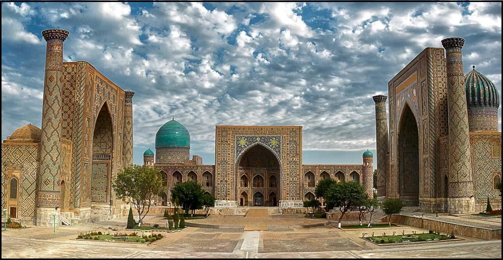 Top Tourist Destinations For Globetrotters - Uzbekistan - NetMarkers