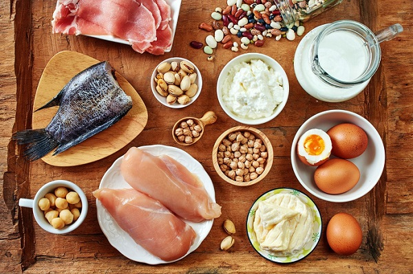 10 Nutritional Mistakes That Makes You Gain Fat-Eat Protein Rich Food-NetMarkers