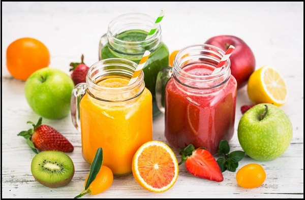 10 Nutritional Mistakes That Makes You Gain Fat-Fresh Fruit Juice-NetMarkers