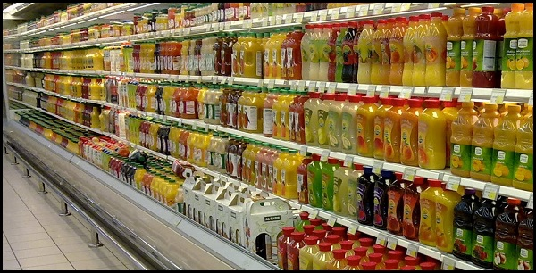 10 Nutritional Mistakes That Makes You Gain Fat-Packaged Juice-NetMarkers
