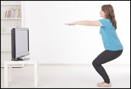 Improve Your Health With These Top 10 Fitness Tricks - Exercise During Commercial Breaks - NetMarkers
