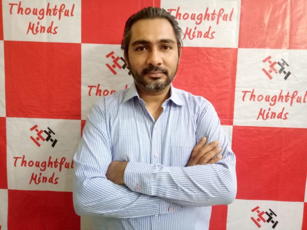 Swadesh Rohilla, CEO Thoughtful Minds