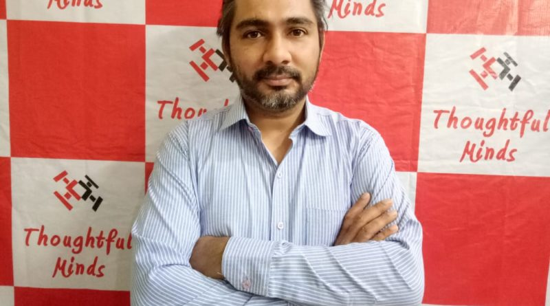 From Blogger To CEO of Biggest Content Agency- Meet Swadesh Rohilla, Founder, CEO, Thoughtful Minds Web Services P Ltd