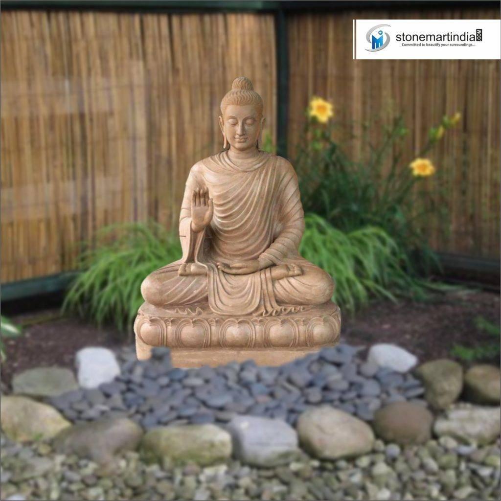 Abhaya-Mudra-Stone-Buddha-Statue-1024x1024