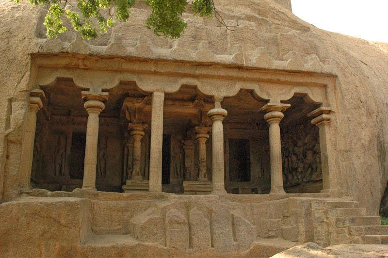 Mahabalipuram_Mahishasura