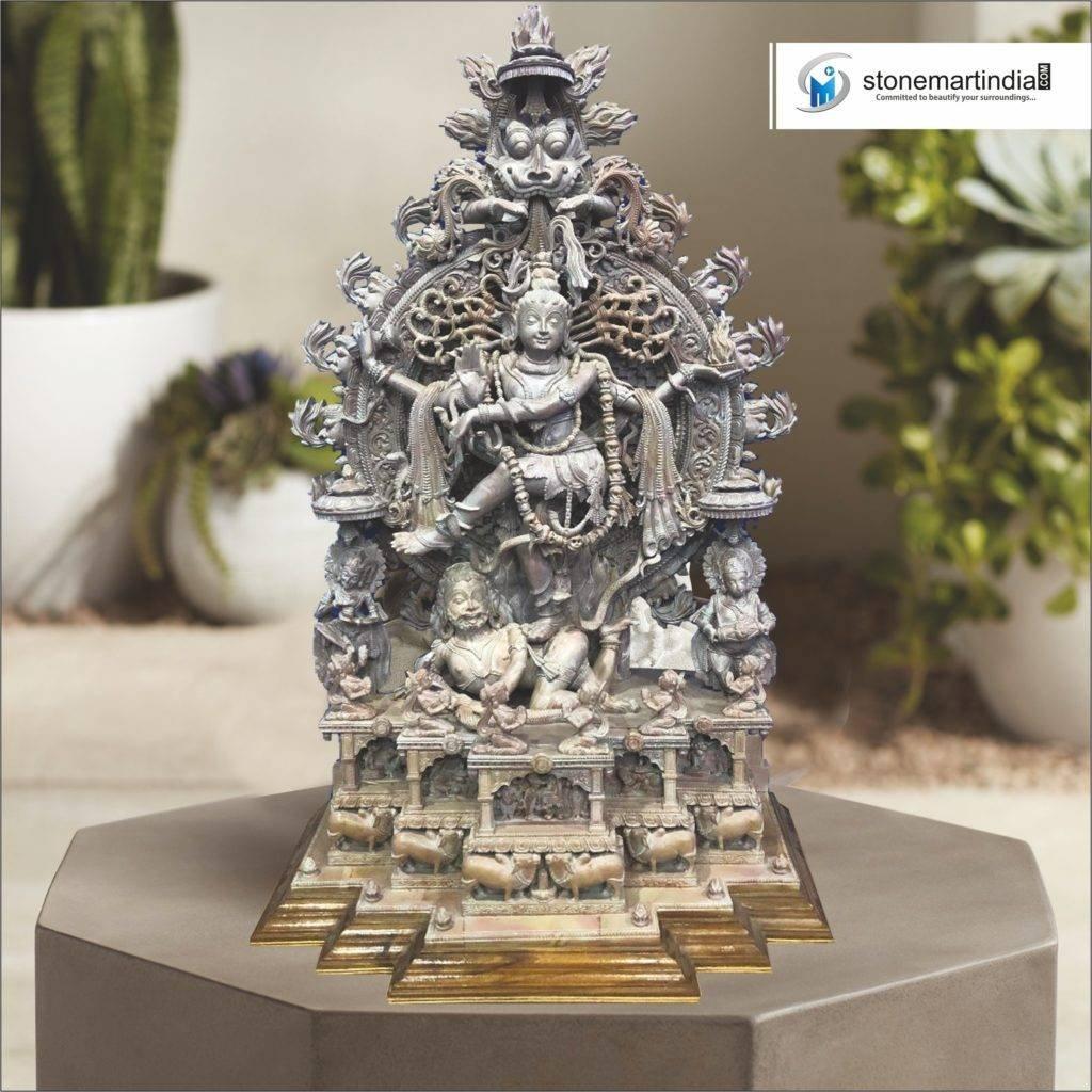 Nataraja-Stone-Statue